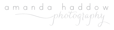 Amanda Haddow Photography logo