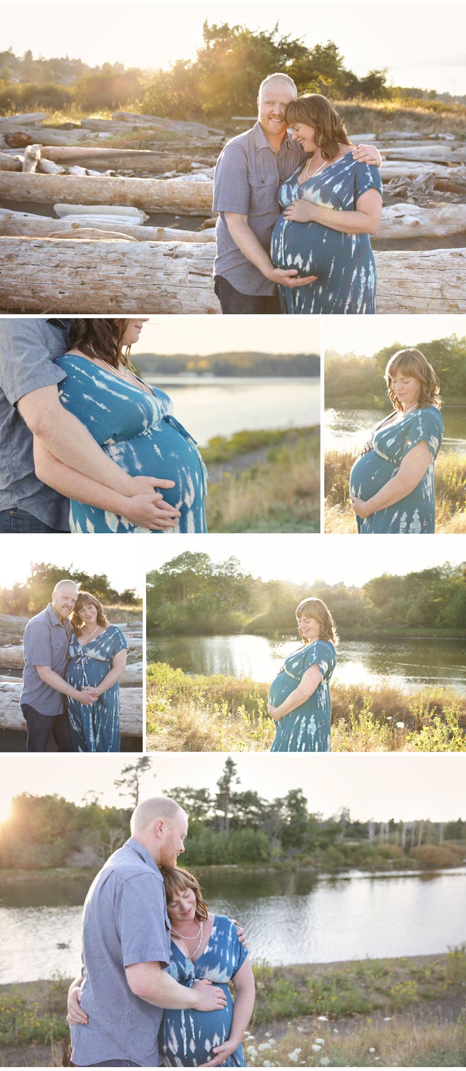 photographer maternity photos victoria