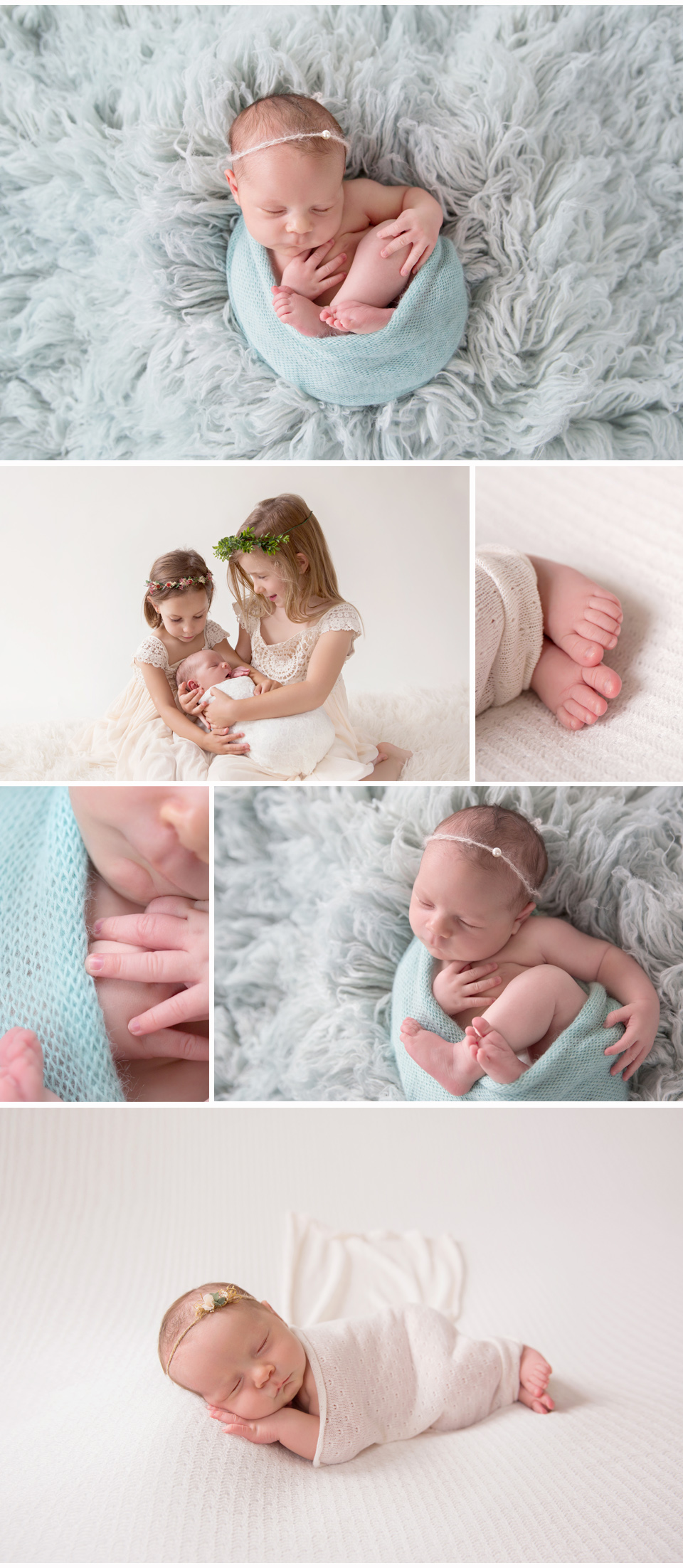 pintrest newborn headbands photography victoria