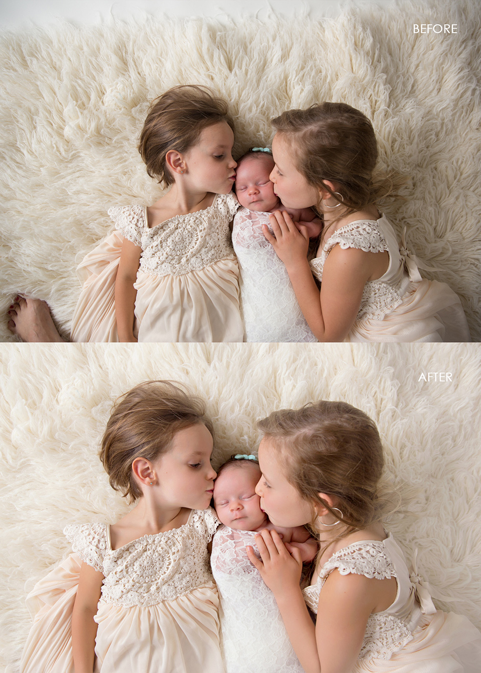 before and after newborn baby pictures victoria BC-2